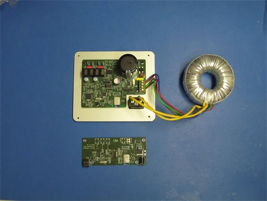 24 bit wireless amplifier and transmitter modules