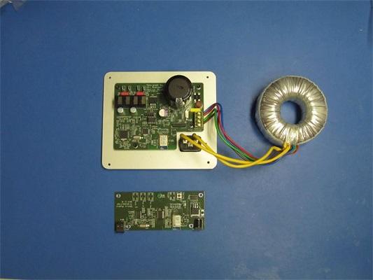 24 bit wireless amplifier and transmitter modules